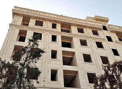 آمار ساخت و ساز در تهران