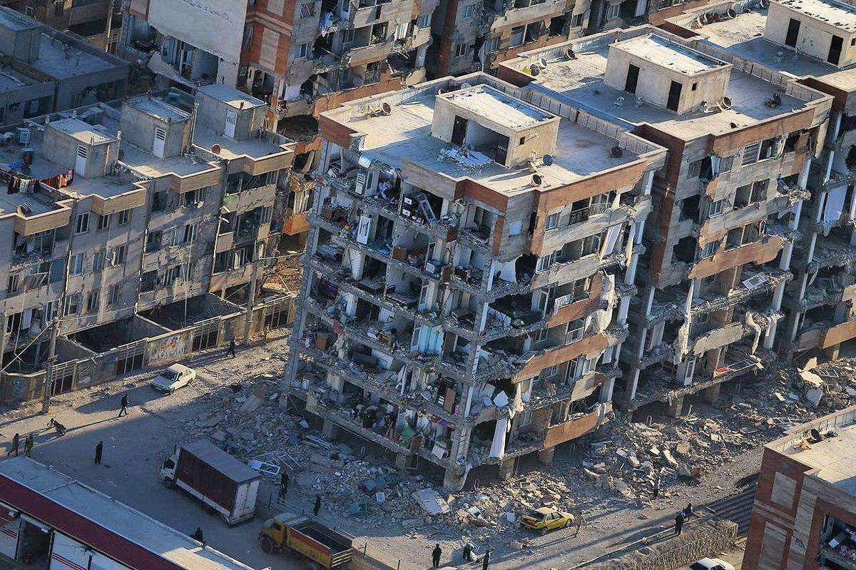 زلزله | نشریه بازار ساختمان و تاسیسات | بازار مسکن و تاسیسات